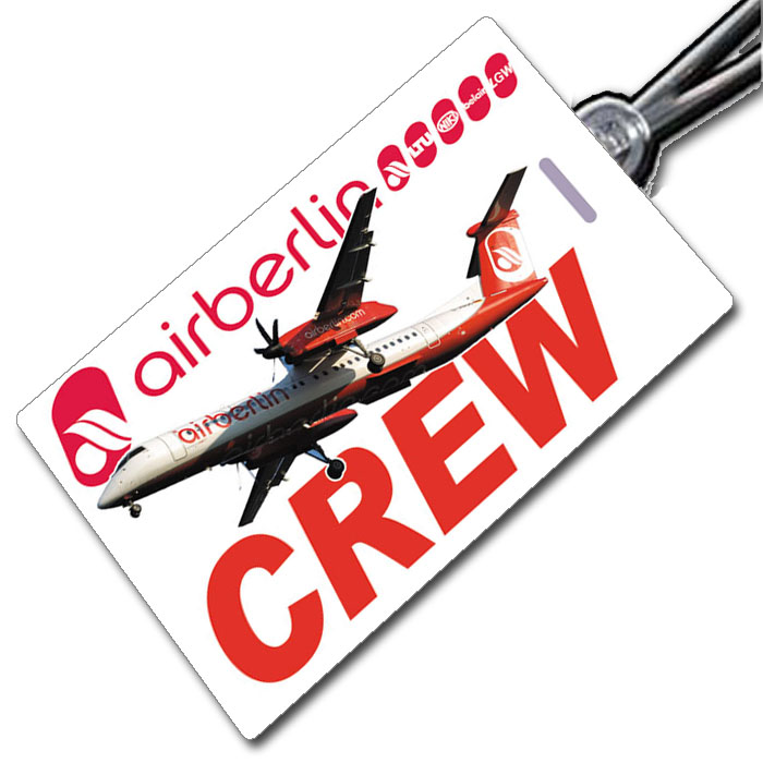 Air Berlin Q400 Tag